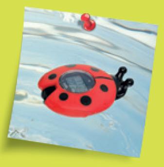 termometru de baie