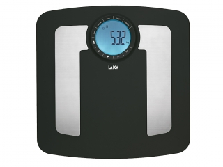 Body fat & body water monitor Laica cu Bluetooth